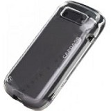 CAPDASE Soft Jacket Fuze DS - Clear/Tinted Black [SJBB9790-3F01] - Casing Handphone / Case